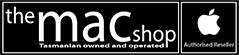 TheMac Shop Mobile Logo