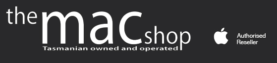 TheMac Shop Retina Logo